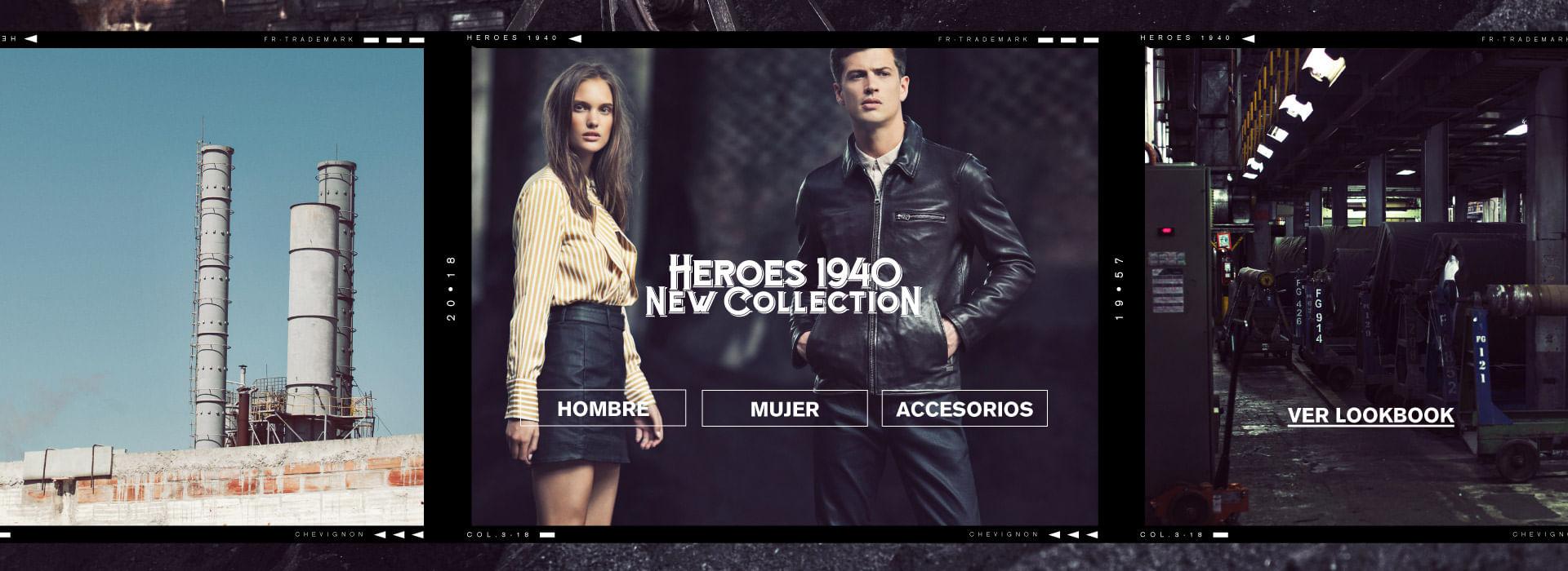 Nueva Colección Heroes 1940