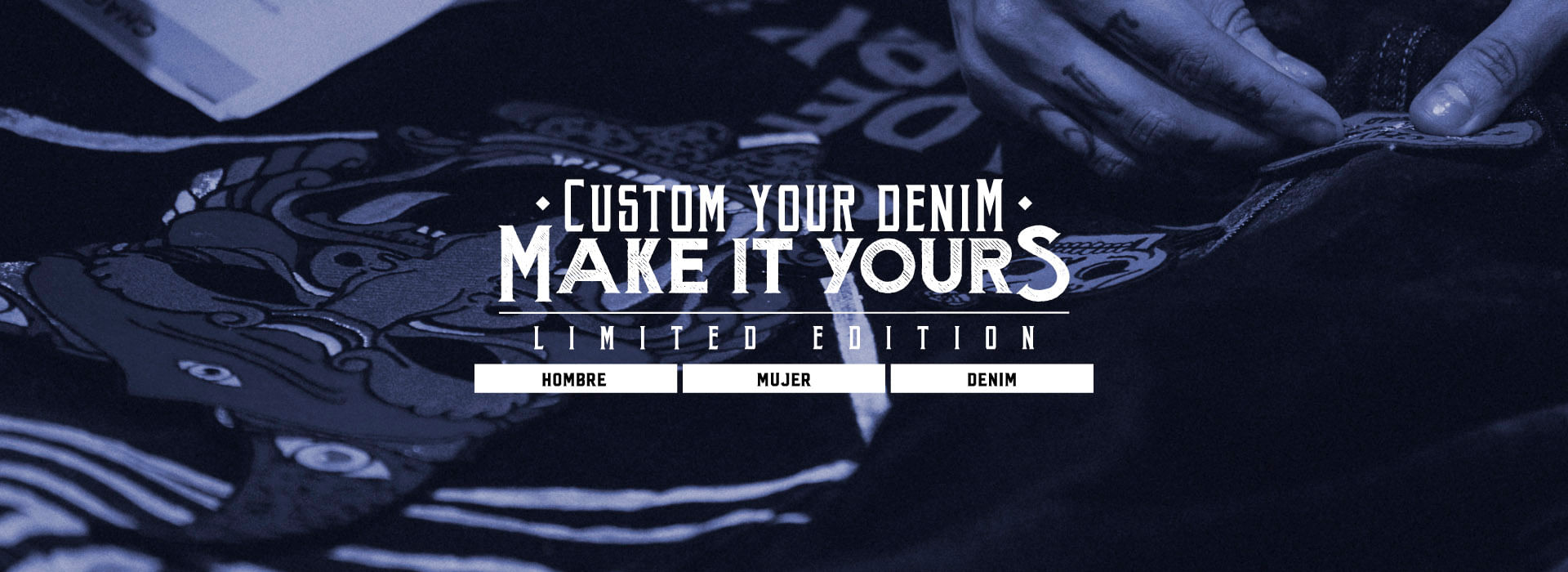 Custom Your Denim
